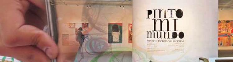 Pinto mi Mundo / Proyecto Pictórico Literario