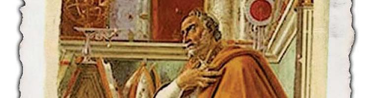El Pecado de San Agustín – Apartamiento del Ser y de la Realidad