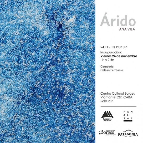 Ana Vila – Árido