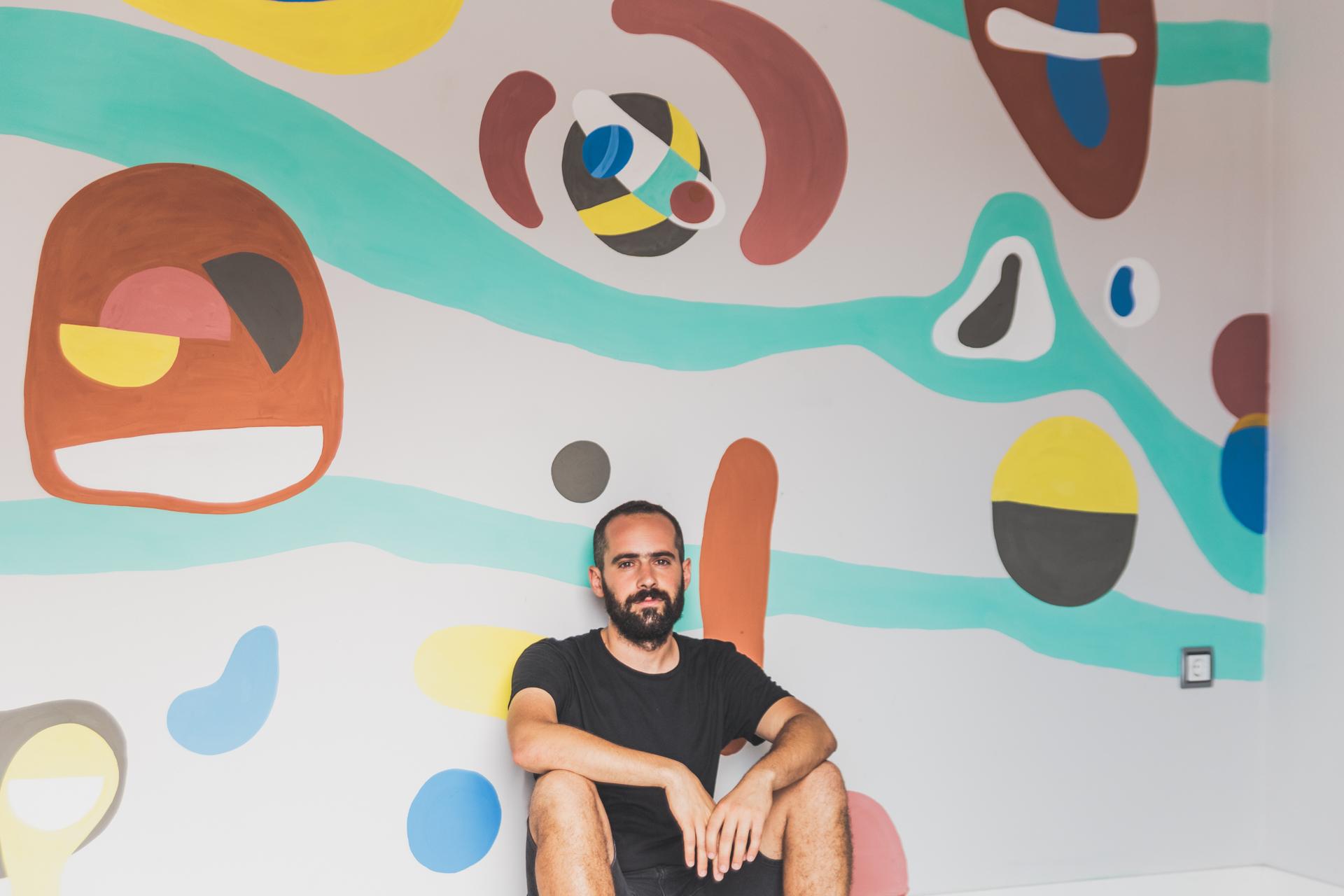 """Ale Giorgga – """"El Street Art es el arte público. Desde esa posición entiendo el valor de trabajar en la  calle y el impacto que tiene."""""""