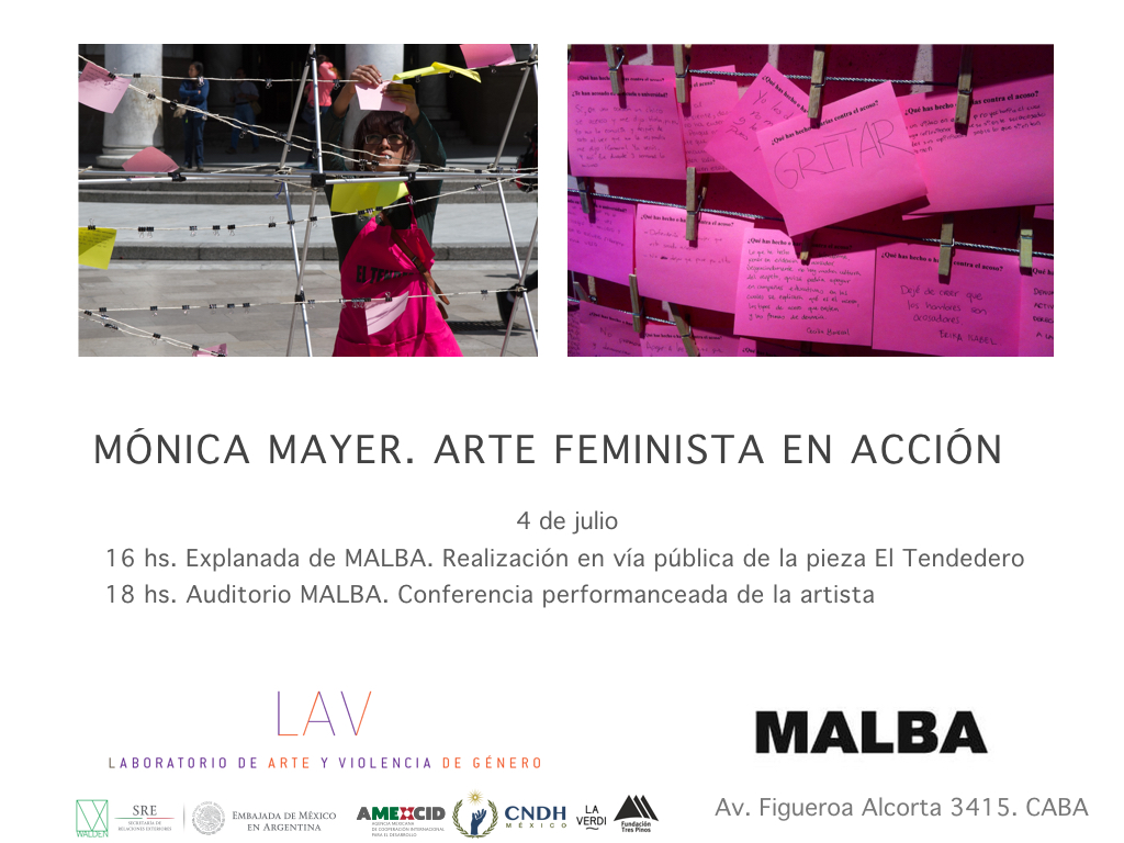 LAV Laboratorio de arte y violencia de género
